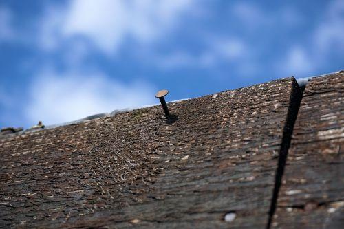 nail board wood