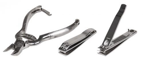 nail clippers variety