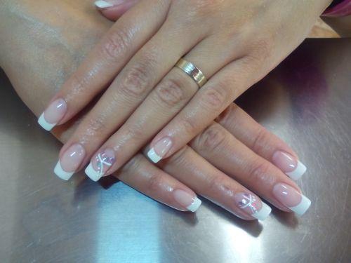 nail gel manicure