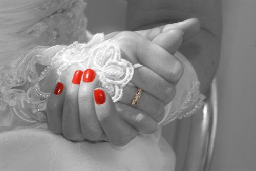 nail varnish hands fingernails