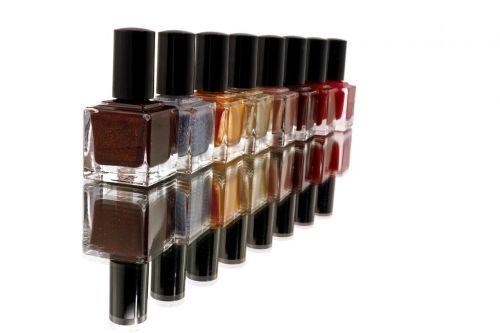 nail varnish paint toe nails