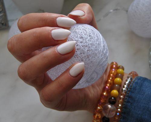nails manicure varnish