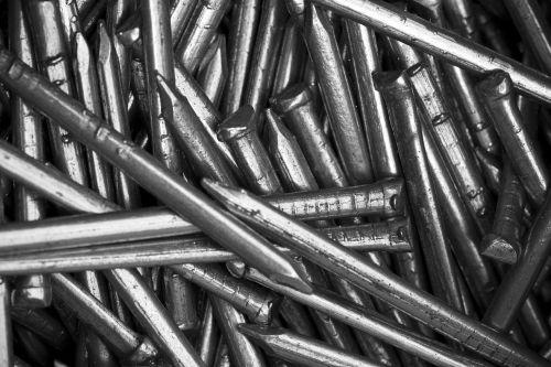 nails metal metallic