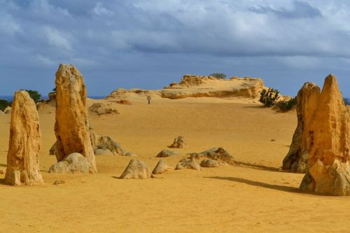 nambung national park western australia the pinnacles