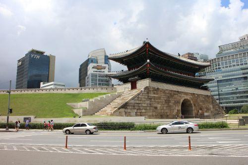 namdaemun seoul seoul's namdaemun gate