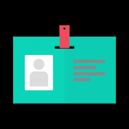 name nameplate shield