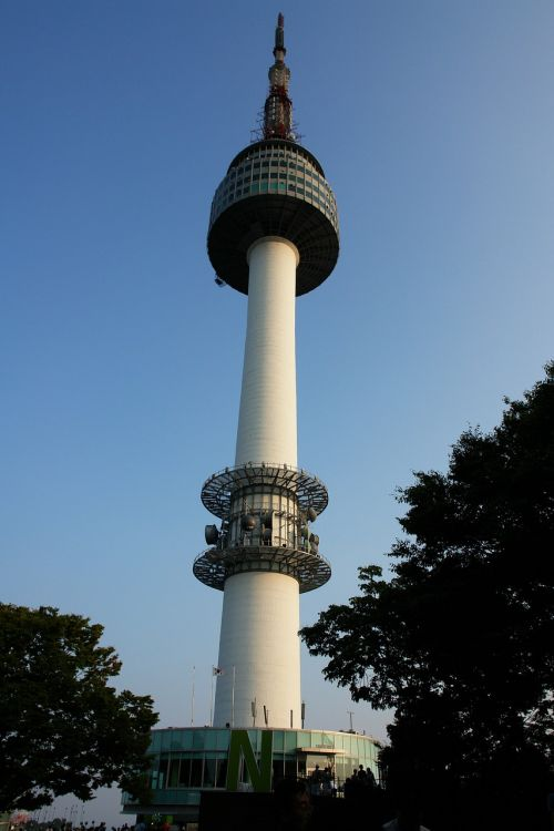 namsan tower tower republic of korea