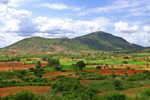 nandi hills deccan plateau karnataka
