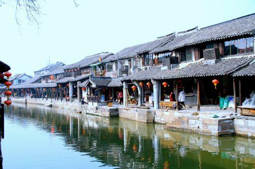 nanjing fuzimiao architecture