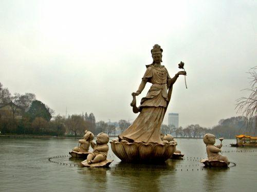 Nanjing Lake Xuanwu