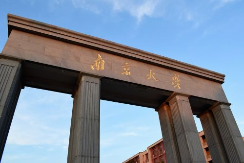 nanjing university school simon