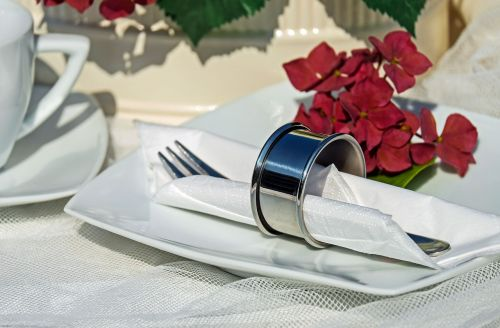 napkin ring ring stainless steel