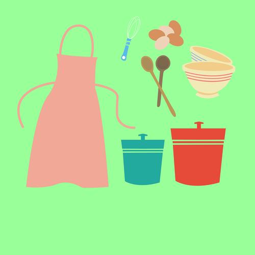 napkins  baskets  kitchen