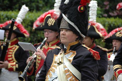 napoleon procession folklore