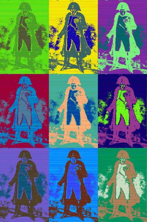 Napoleon I In Colors