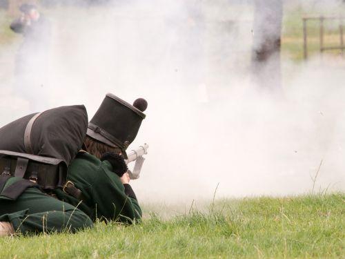 napoleonic wars re-enactment history