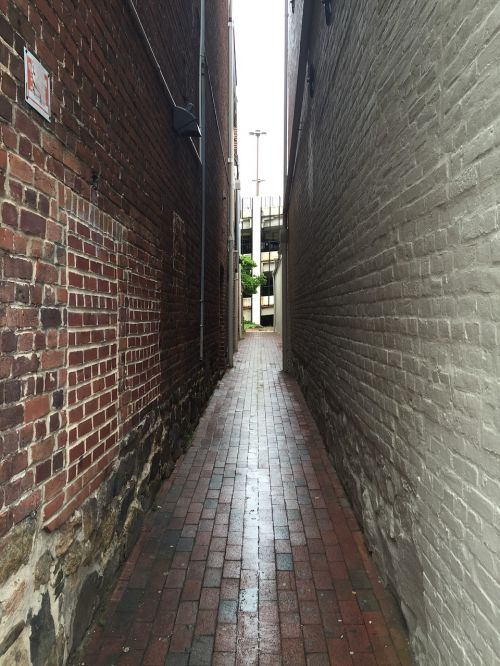 narrow passage narrow path