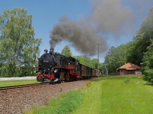 narrow gauge railway  zittau  bertsdorf