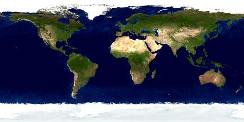 nasa map day
