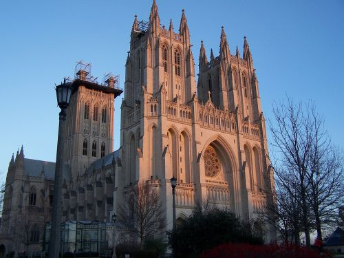 national cathedral architecture