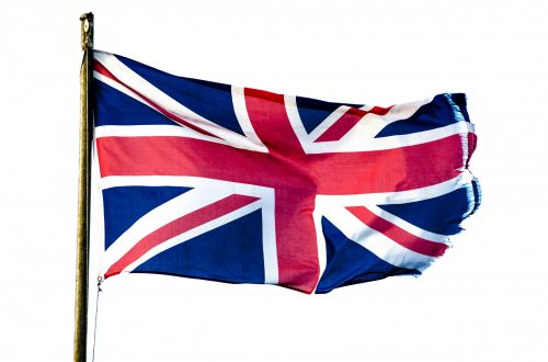 National Flag Of The United Kingdom