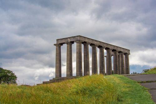 national monument of scotland edinburgh national