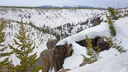 national park nature america