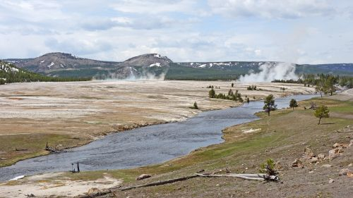 national park yellowstone national parks