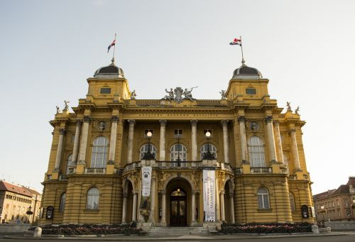 national theater zagreb theater