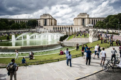 national theatre of chaillot france paris
