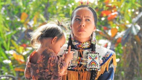 native  florida indian woman  woman