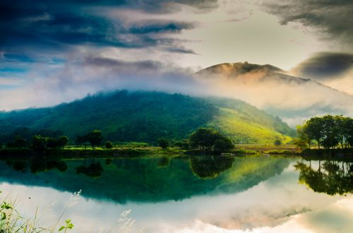 natural setting travel
