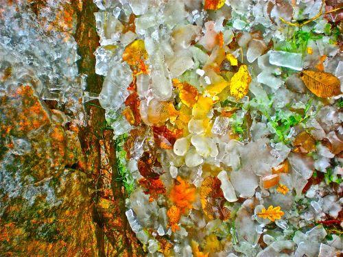 natural art ice-art ice