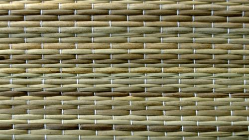 Natural Color Straw Background