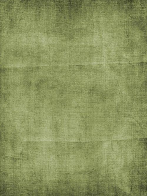 Natural Green Background Portrait