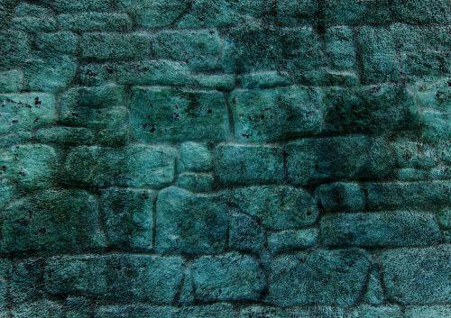 natural stones wall pattern