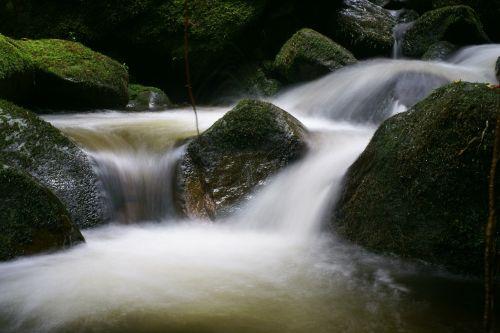 nature rio waterfall
