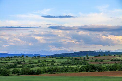 gamta,kraštovaizdis,dangus,gamtos kraštovaizdis,debesys,kalnas,kelionė,horizontas,lauke,natūralus,Bulgarija,turizmas