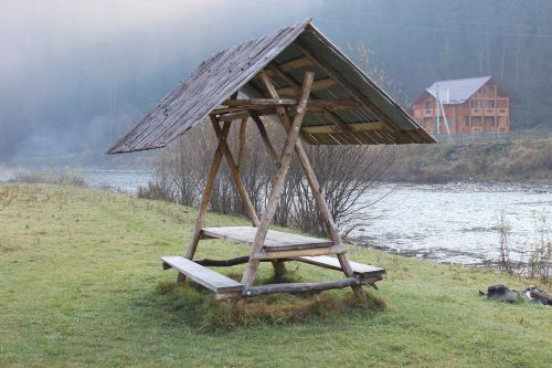nature the carpathians river