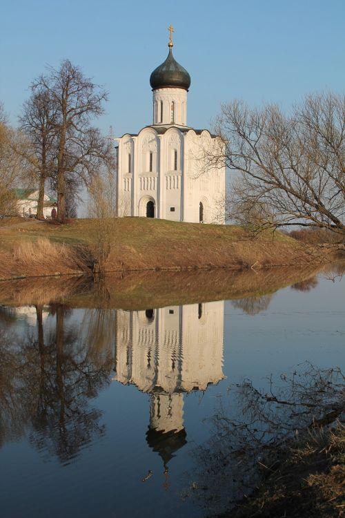nature churches reflection