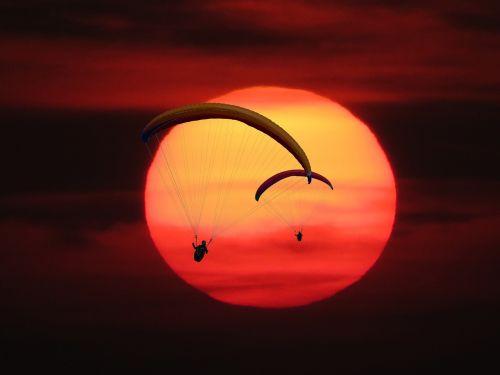 nature sun sunset