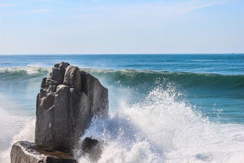 nature mar rocks