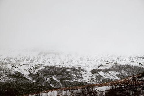 nature landscape mountain