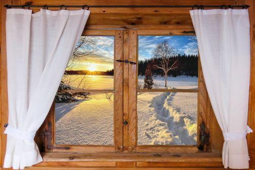 nature landscape winter
