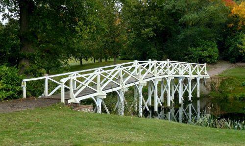 nature park bridge