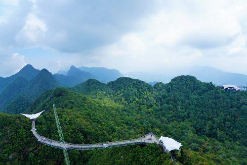 nature mountain travel