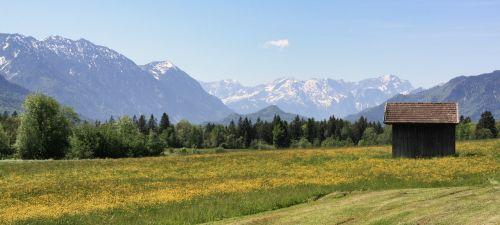 nature panorama mountain