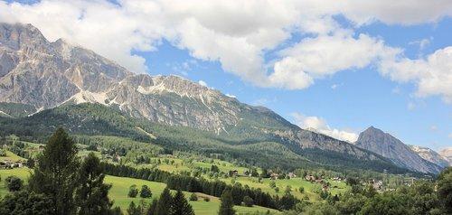 nature  mountain  panorama