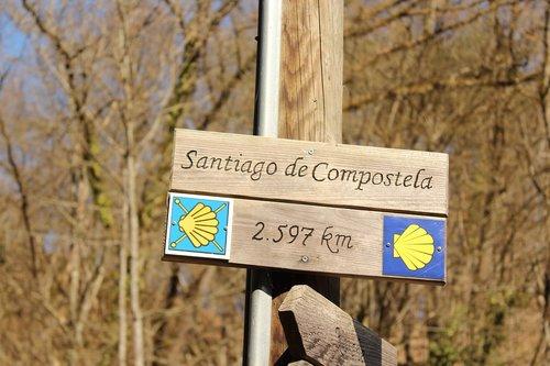nature  jakobsweg  santiago de compostela