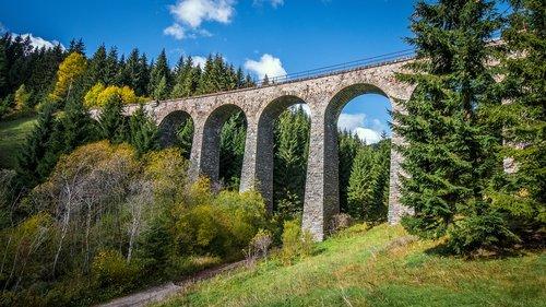 nature  bridge  slovakia